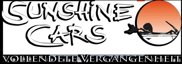 Sunshine Cars – Vollendete Vergangenheit